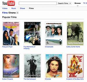 Youtube Movies Full : youtube launches dedicated full length movie section ~ Zukunftsfamilie.com Idées de Décoration