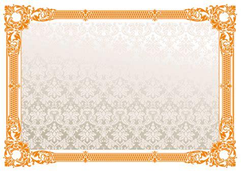 desain background sertifikat kosong  background