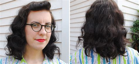 A Week With My First Permanent Wave