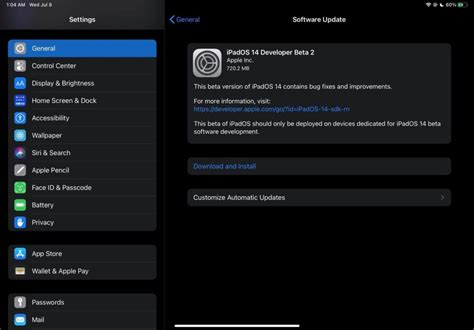Download: iOS 14 / iPadOS 14 Beta 2 Now Available for ...