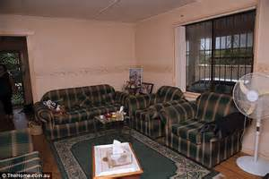 australias ugliest living room    makeover