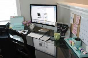 Organized Work Office Desk Ideas