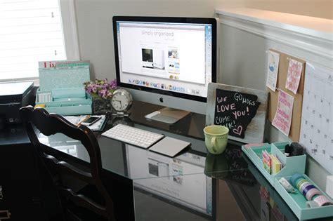 organize my desk office at work organized desktop with martha stewart simply organized