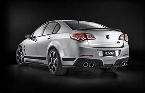 Hsv Sends Off Ls3 V8 With Special Edition Models