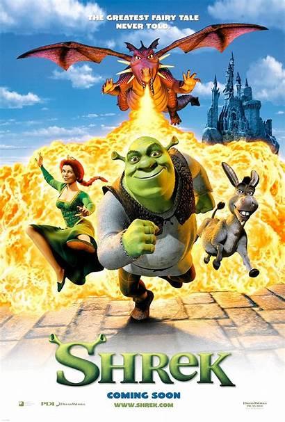 Shrek Poster Movies