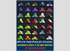 PES 2017 Assignments Update 6 For WENS Bootpack 11 PES