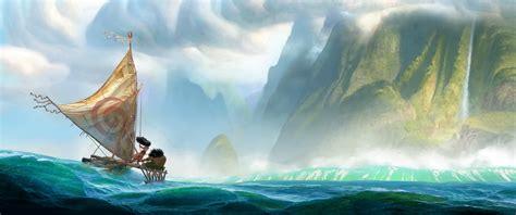 Moana Boat Au by Vaiana La L 201 Gende Du Bout Du Monde Un Trailer F 201 201 Rique