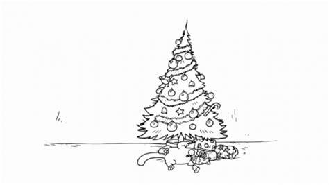simon s cat santa claws a curious cat discovers