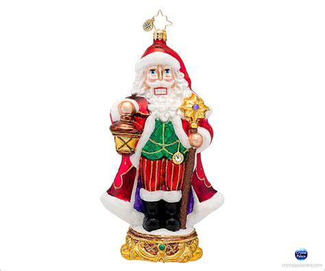 christopher radko kringle cracker christmas ornament