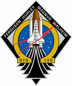 File:STS-135 patch.png - Wikimedia Commons