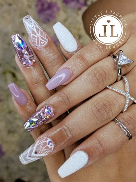 luxuries nail lounge adds  touch  artistry