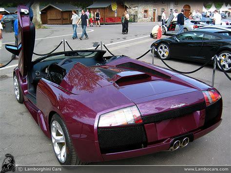 lamborghini dark purple murciélago roadster murroad77 hr image at lambocars com