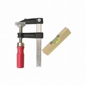 Werkzeug Mit A : pebaro werkzeug set schraubzwinge mit wasserwaage otto ~ Orissabook.com Haus und Dekorationen