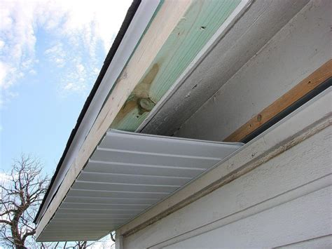 Soffit Installation When To Consider The Over Enclosed