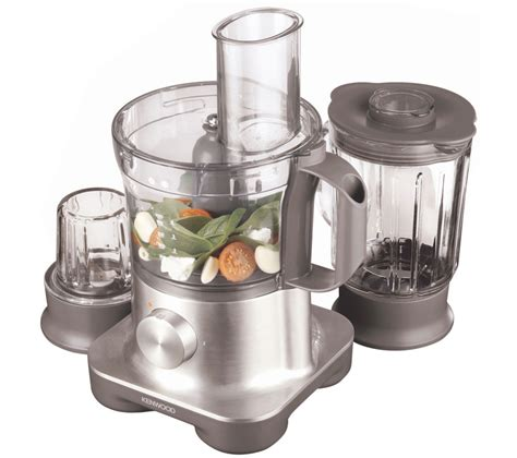 kenwood cuisine buy kenwood fpm260 multipro food processor silver free