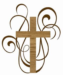 Catholic Baptism Cross Clipart | Clipart Panda - Free ...