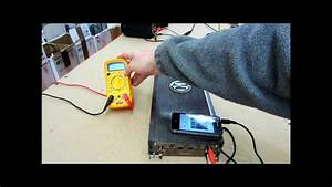 How To Test An Amp   Amplifier Bench Test