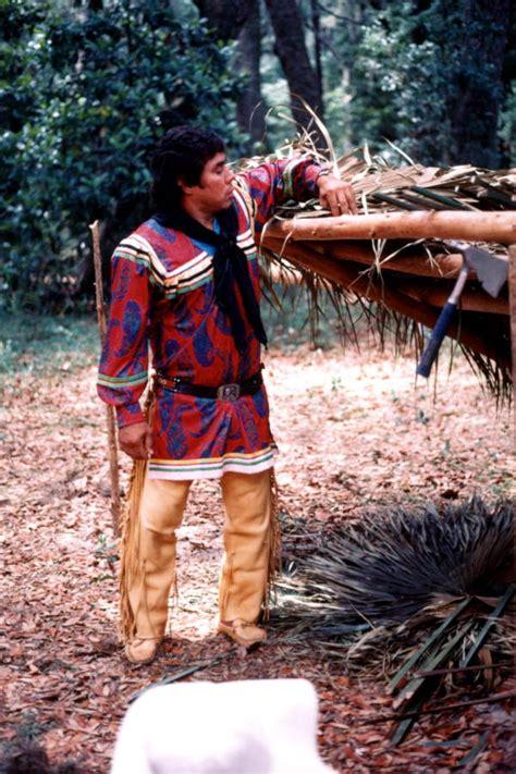 florida memory seminole tribe  florida chairman jim