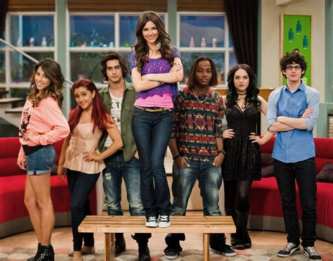 Rocky Coast News Entertainment Icarly & Victorious All