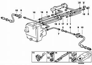 Original Parts For E39 520i M52 Touring    Brakes   Brake