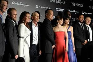 The Cast Of 'Inferno' Delighted At The World Premiere