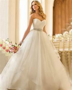 Princess wedding dress 2016 organza sweetheart vestidos for Princes wedding dress