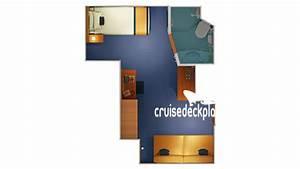 Carnival Vista Deck Plans  Diagrams  Pictures  Video