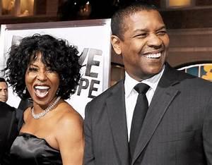 "Denzel Washington On 35 Years Of Marriage: ""I Married Up ..."