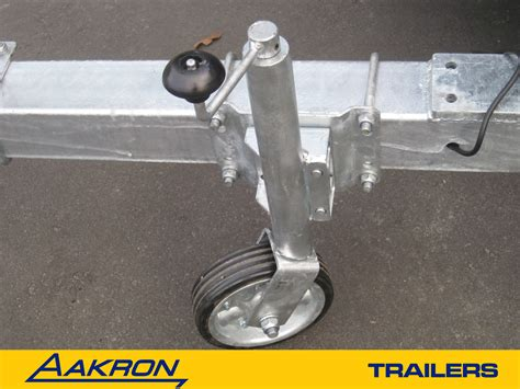 Boat Trailer Brakes by Boat Trailer Tandem Axle With Hydraulic Ride Brakes