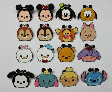 Best 25+ Tsum Tsum Characters Ideas On Pinterest