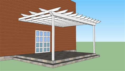 attached pergola plans howtospecialist how attached pergola kits redwood furniture plans diy pdf
