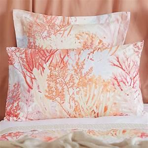 Bettwäsche Zara Home : bettw sche mit digitalem print einer bunten koralle zara home deutschland coralle ~ Eleganceandgraceweddings.com Haus und Dekorationen