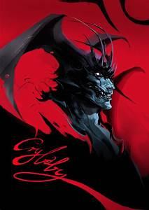 BLOOD WORK: SUSPENDED ANIMATION: DEVILMAN ~ CRYBABY  Devilman