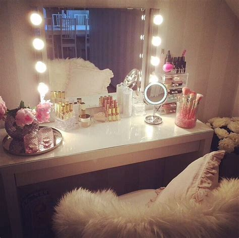 makeup desk with lights why dressing table is necessary for your home homes