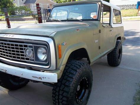 1973 jeep commando sell new 1973 jeep commando in neosho missouri united