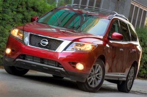 2016 Nissan Pathfinder Towing Capacity Specs