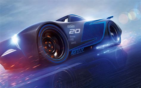Jackson Storm Cars 3 4k 8k Wallpapers