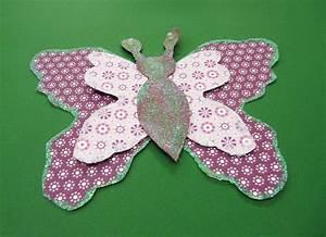 Schmetterling Basteln Papier : einen wundersch nen schmetterling basteln ~ Lizthompson.info Haus und Dekorationen