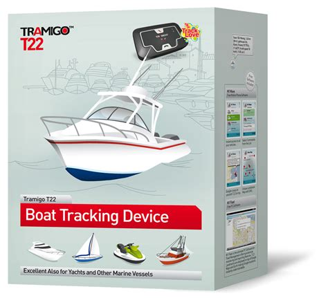 Boat Gps Devices by Boat Tracker Tramigo T22 Boat