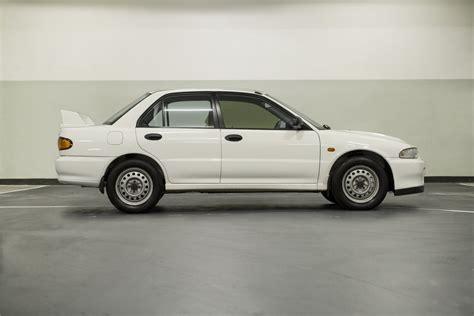 Mitsubishi Evo Rs by Fully Original 1995 Mitsubishi Lancer Evo Ii Rs Is In