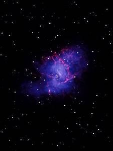 Crab Nebula Wallpaper - Pics about space