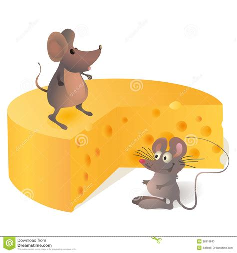 funny mouses   big cheese stock  image