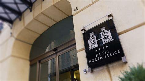hotel porta felice hotel porta felice boutique hotel 4 stelle palermo centro