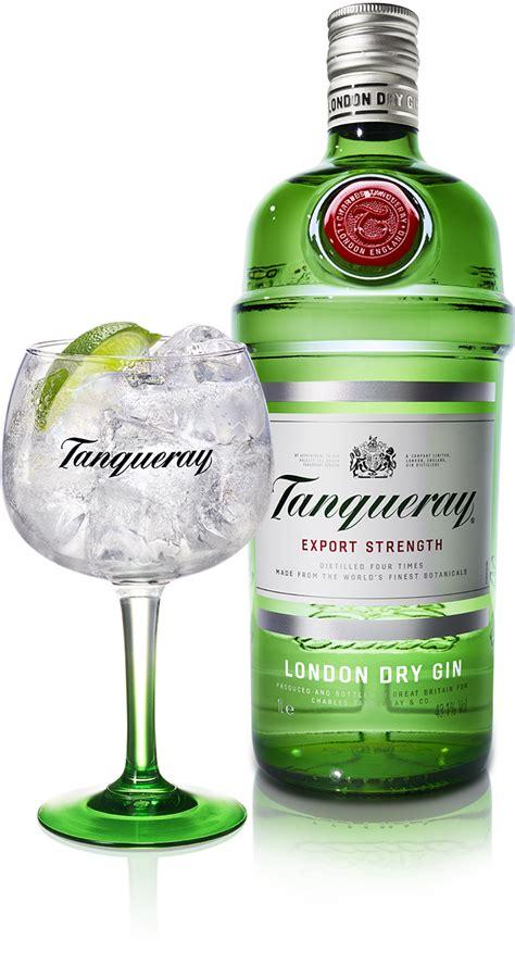 tanqueray gin    put