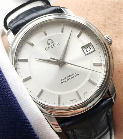 Omega Chronometer Ville Automatic Automatik Perfect 35mm