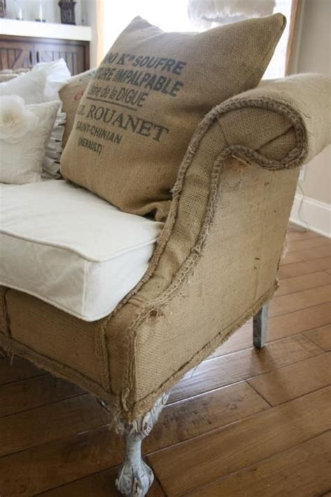 Burlap Coffee Sack Love Seat Sofa,  Diy Ideas  Pinterest  Love Seat, Shabby Chic And Sacks. Hunter Douglas Roman Shades. Kidney Shaped Desk. Light Wood Coffee Table. Maroon Wallpaper. Table Bench With Back. Sconce Modern. Living Room Drapes. Rustic Countertop