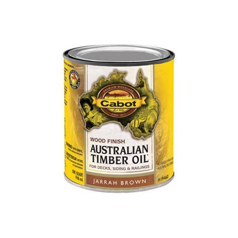 cabot samuel   australian timber oil qt jarrah