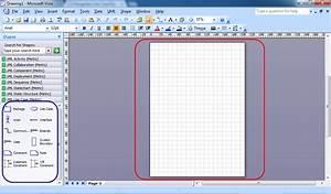 Cara Membuat Use Case Diagram Pada Ms  Visio