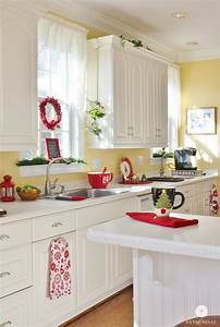 cranberry orange scones coastal christmas kitchen With kitchen colors with white cabinets with tea light holder wall art