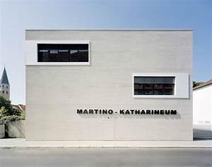 Ksp Jürgen Engel Architekten : martino katharineum high school ksp j rgen engel architekten archdaily ~ Frokenaadalensverden.com Haus und Dekorationen